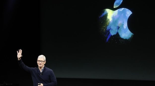 iPhone 7 helps Apple Return to growth