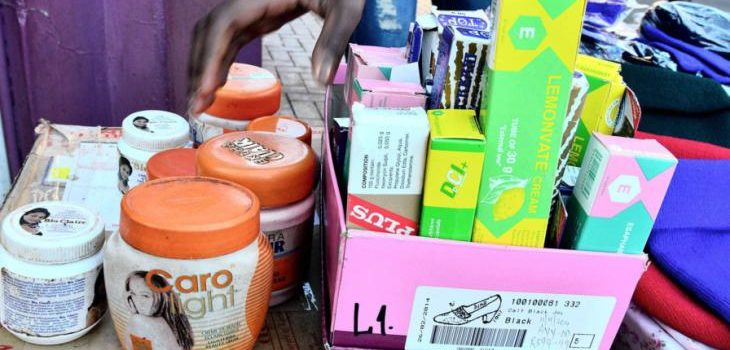 URA  impounds cosmetics containing hydroquinone valued at Shs120 million