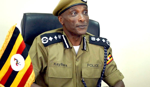 IGP Kayihura Cautions Police Officers Against Protecting Criminal Gangs