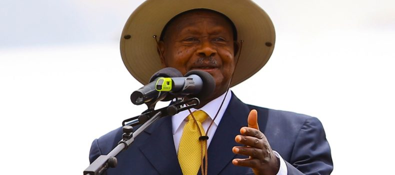 Museveni Says Government Cannot Cap Interest Rates