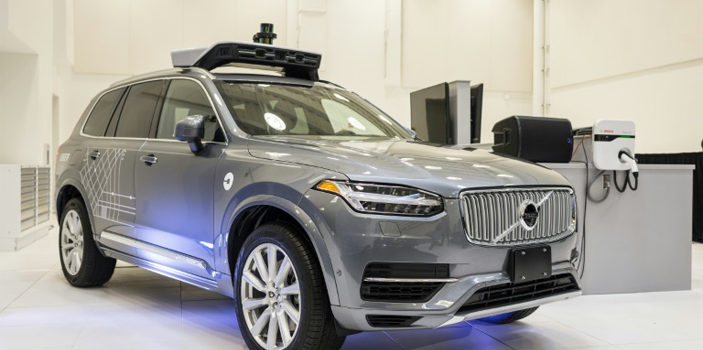 Uber Grounds Self-driving Cars After Arizona Accident
