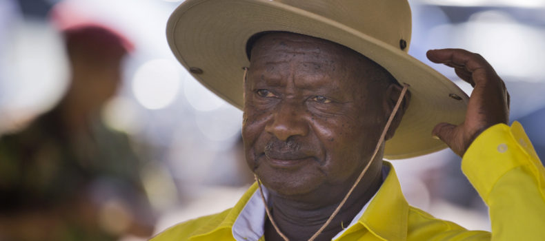Museveni Dismisses Age Limit Debate as 'Diversionary, Time Wasting'