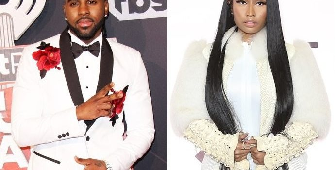 Jason Derulo Says He Would Love to Date Nicki Minaj