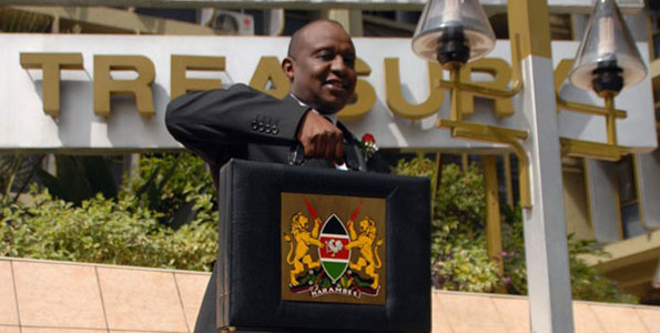 Kenya to read budget before June