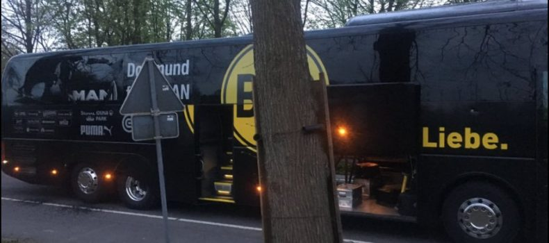 Police treating Borussia Dortmund incident as 'targeted attack'