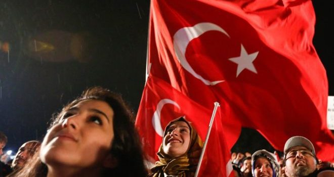 Turkey referendum: Vote expanding Erdogan powers 'valid'