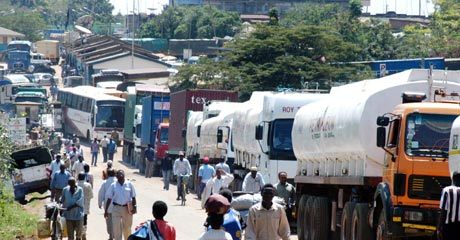 Strike Paralyzes Business at Uganda-S. Sudan Border
