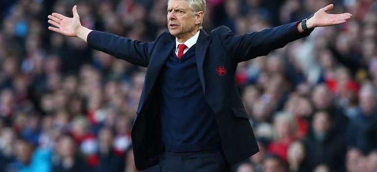 Arsene Wenger: 'Leicester City made life tough for Arsenal'
