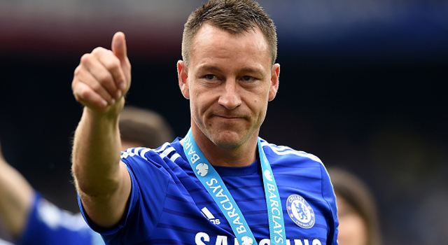 John Terry: Chelsea captain to leave club at end of season