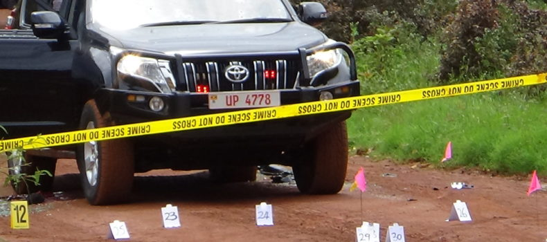 13 charged over Kaweesi murder
