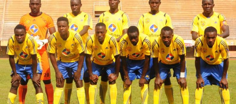 KCCA FC Pick Vital Point In Masaka To Maintain Grip At The Summit