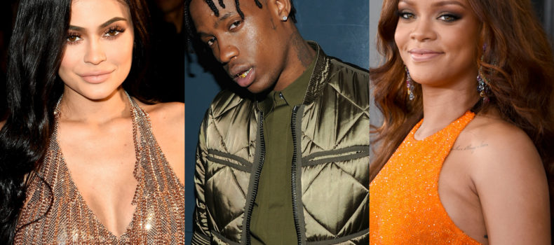 Rihanna on Kylie Jenner and Travis Scott's Romance: She Thinks It's 'Tasteless'