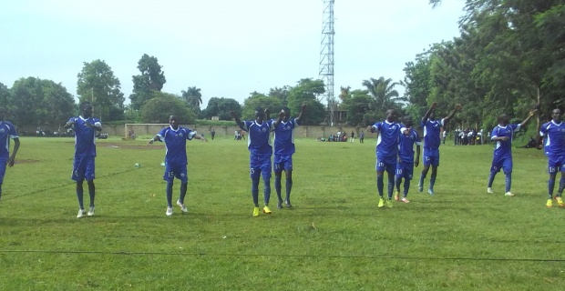 AUPL: 10-Man Kirinya 'Kill' SC Villa's Title Hopes