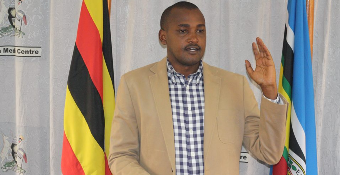 Tumwebaze Rallies Africa to Embrace Big Data