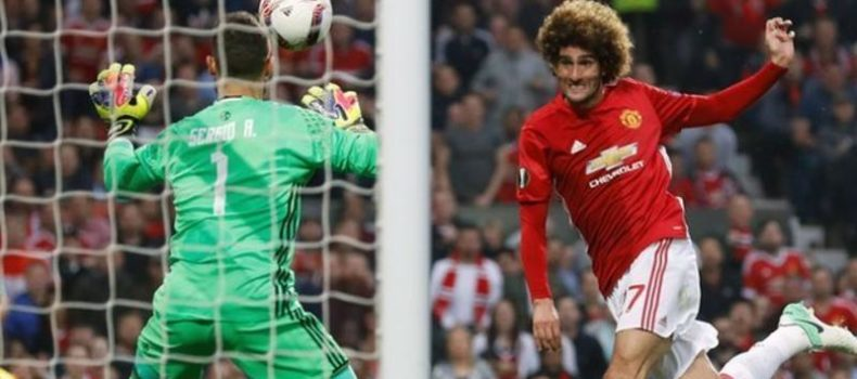 Manchester United Hang On to Reach Europa League Final