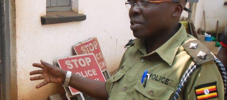 Kabale Woman Arrested in Armed Robbery