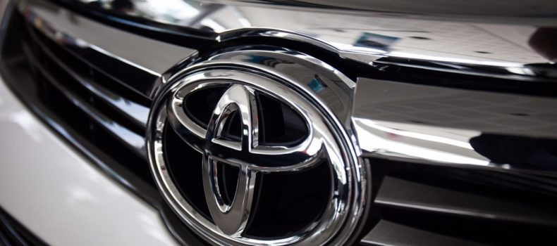 Toyota's profits fall for the first time in 5 years.