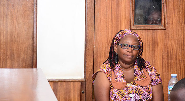 Court stops Government's move to ascertain Nyanzi's  mental status