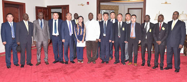 Uganda and China to partner in three key projects