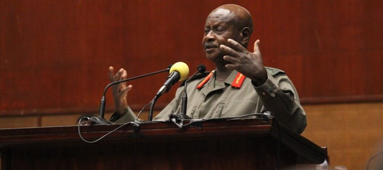 MPs Face Suspension for Heckling President Museveni