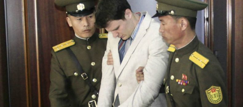US student sent home from North Korea dies