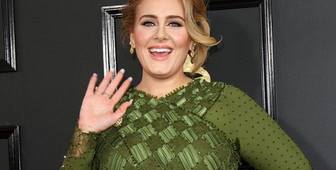 Adele Says She May Never Go on Tour Again
