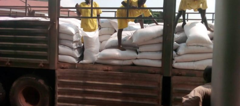 Rukungiri: Gov't Delivers Food Relief