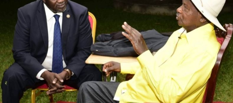 Dr.Riek Machar appeals to Museveni over his South African confinement