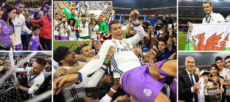 Cristiano Ronaldo: 'We showed we are the best'