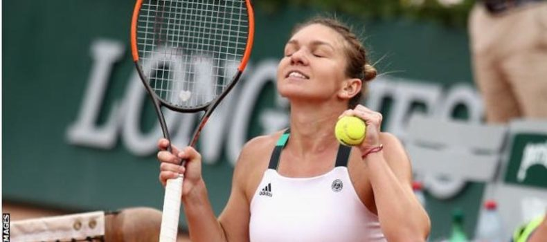 French Open 2017: Simona Halep and Jelena Ostapenko reach final