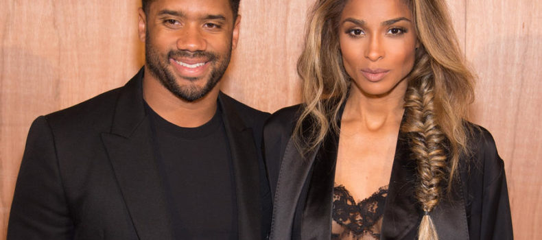 Ciara Surprises Husband Russell Wilson with Love Note in the Sky for One-Year Wedding Anniversary
