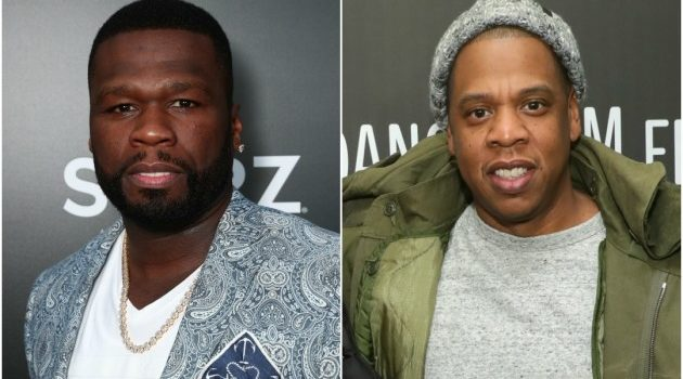 50 Cent Trashes Jay-Z's '4:44': 'That S**t Was Like Golf Course Music'