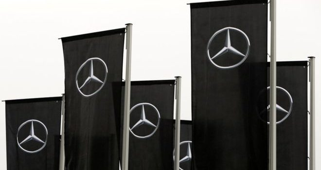 Software emissions fix for three million Mercedes diesels