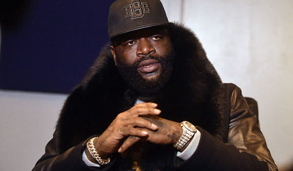 Rick Ross Sued for Bailing on Concert and Holding Deposit