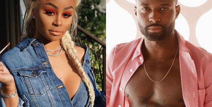 Blac Chyna's Ex Pilot Jones Will Spill Her Dirty Laundry on New Reality Show
