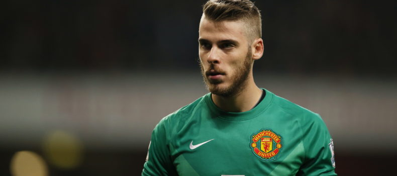 David  De Gea not leaving Manchester United this summer- Mourinho