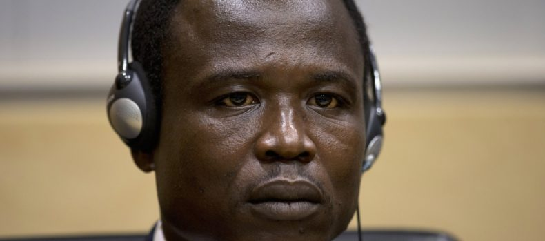 121 witnesses to testify against LRA rebel commander, Dominic Ongwen