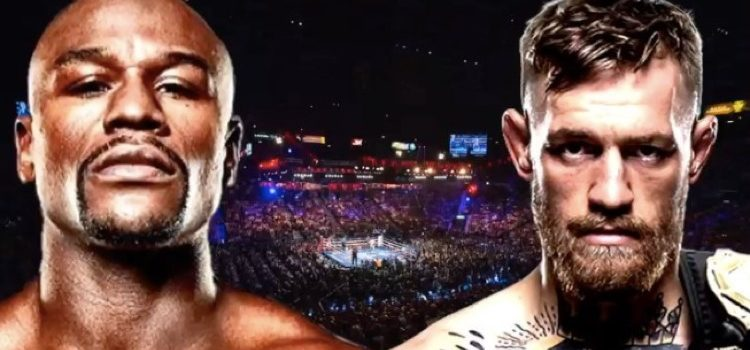 Floyd Mayweather v Conor McGregor: Publicity tour to begin at Wembley in July