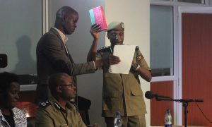 4 Senior Police Officers suspended Over Jinja Land Scandal