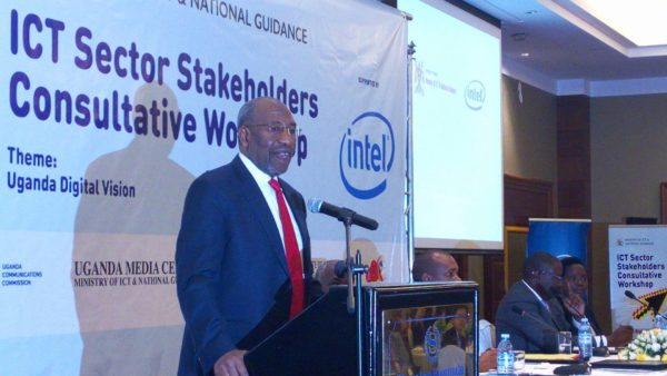 PM Rugunda lauds ICT Ministry for digital policy