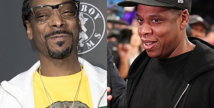 Snoop Dogg Admits to Illegally Downloading Jay-Z's New Album '4:44'
