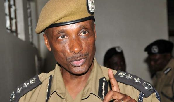 IGP Kale Kayihura orders the investigation of senior officers at  Police headquarters in Naguru