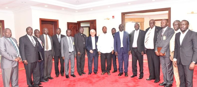Museveni, Lango Strategize on Supporting Pharmaceutical Factory