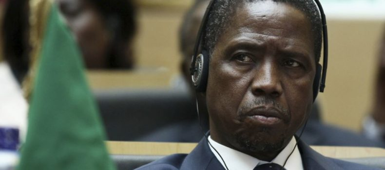 Zambia's president and opposition leader agree to talks