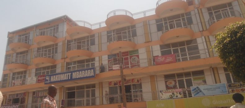 Mbarara  Nakumatt Supermarket Closed Over  Debts