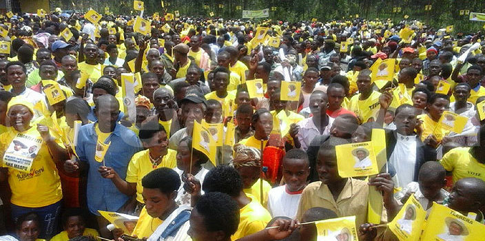 Kabale District Leadership Denounces NRM Life Presidency Supporters