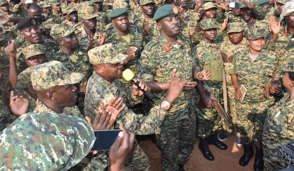 Bodies of UPDF Soldiers Killed in Somalia Arrive Tomorrow