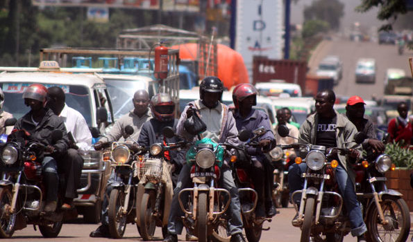 Boda boda rider sentenced to a year in jail for riding without a driving permit
