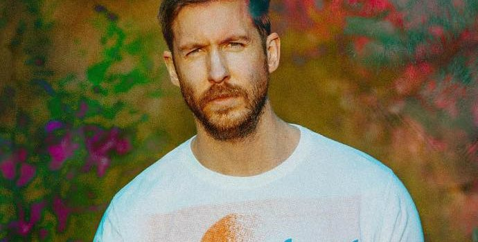 Calvin Harris Named the World's Highest-Paid DJ for Fifth Consecutive Year