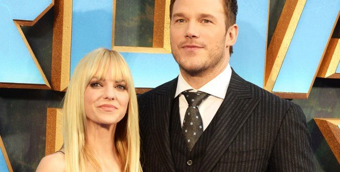 Chris Pratt and Anna Faris Announce Separation After Eight Years of Marriage